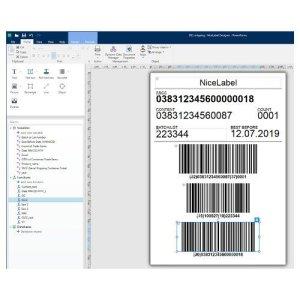 Palletlabels printen vanuit SAP met NiceLabel